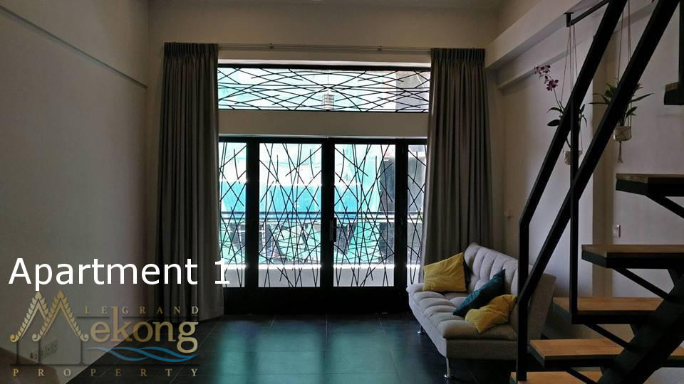 2 renovated apartments with tenants for sale | LGM165