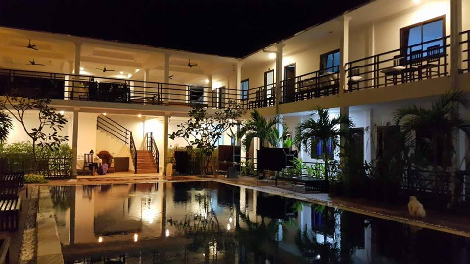 28 bedrooms fully furnished hotel for rent along road 6