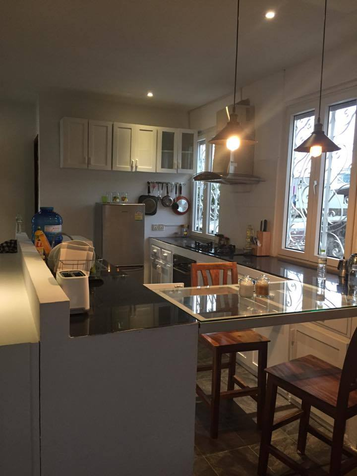 One bedroom for rent in a shared flat