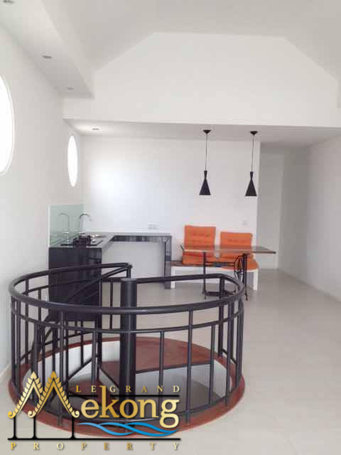 Duplex apartment for sale near Orussey  | LGM256