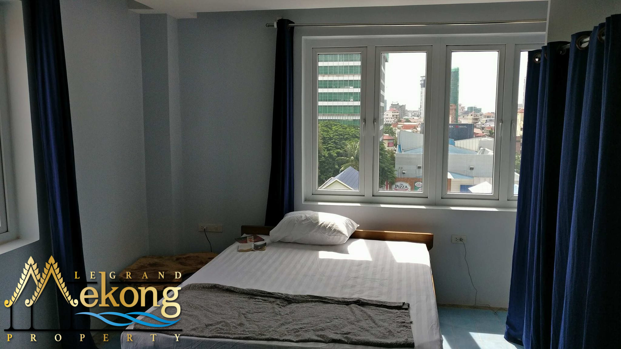 Fully furnished apartment in a brand new building, 7 Makara | LGM269