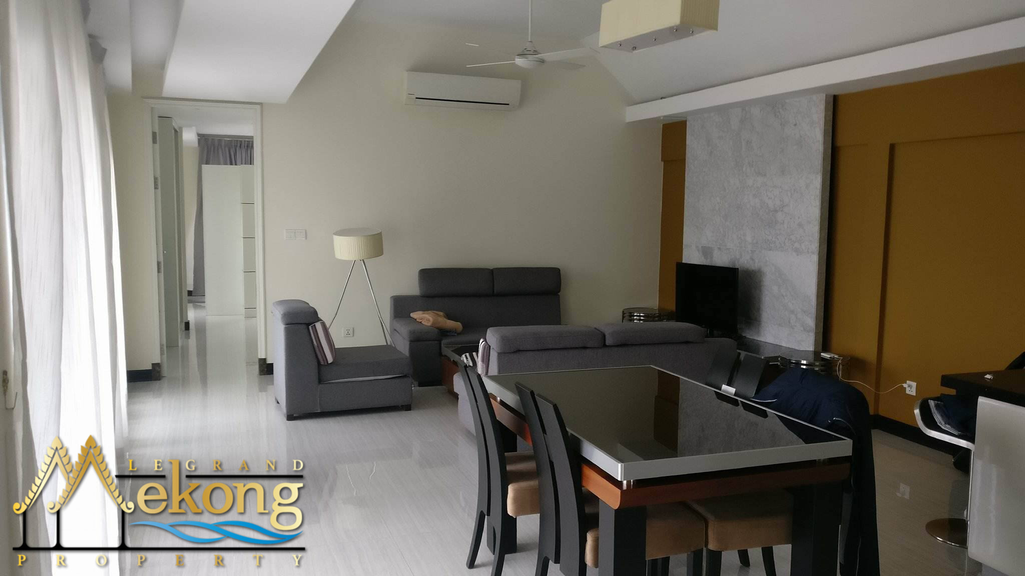 Beautiful apartment fully furnished | LGM284