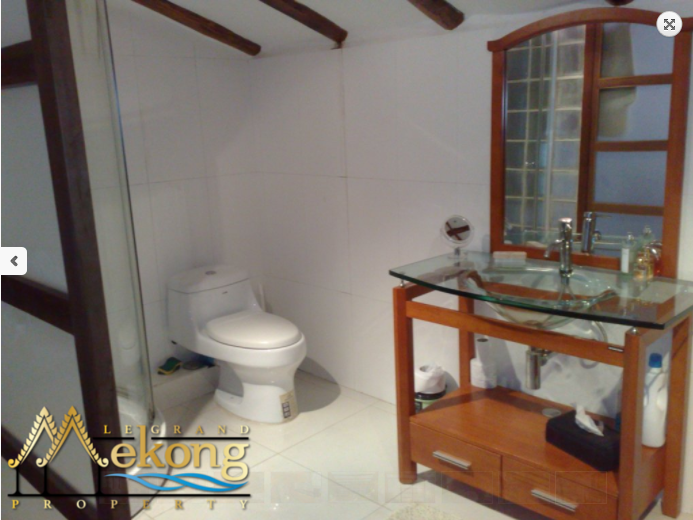 Great living area and a large terrace apartment for rent Daun Penh | LGM240