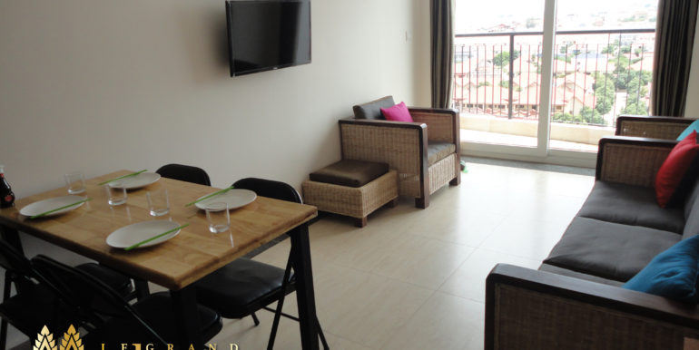 1 bedroom unit in Mekong view tower 2 for sale | LGM262