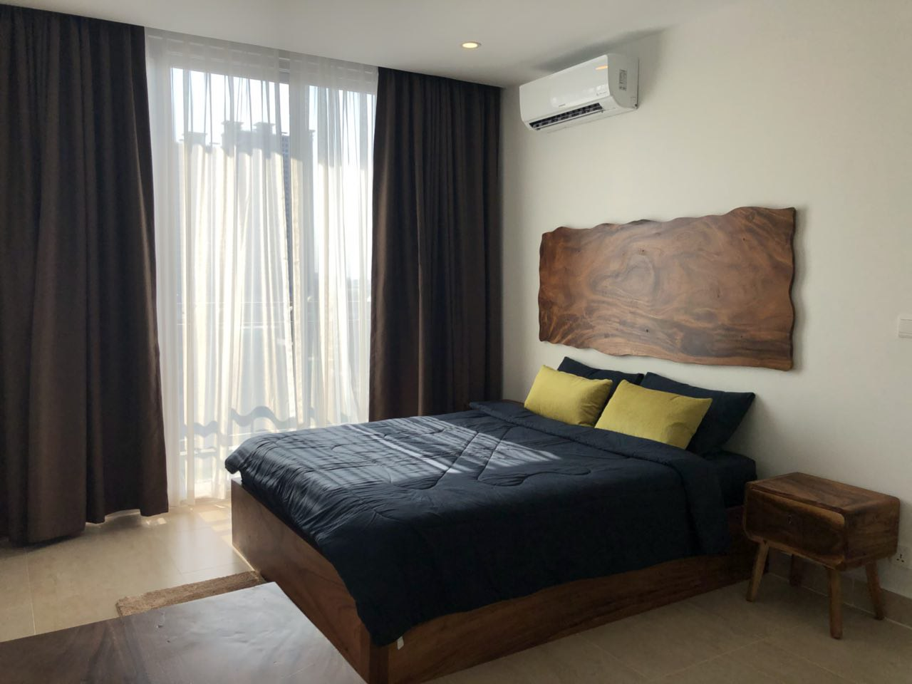 One bedroom apartment for Rent near Mekong River