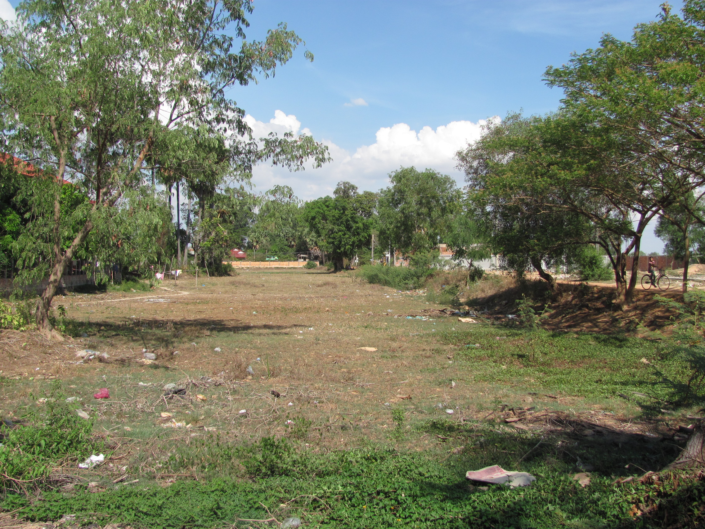 1 hectare land for sale in town