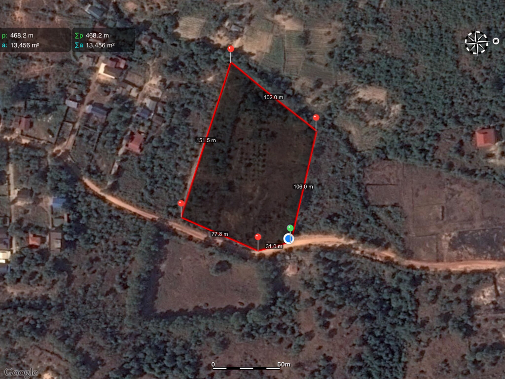 Land for sale in Sihanoukville