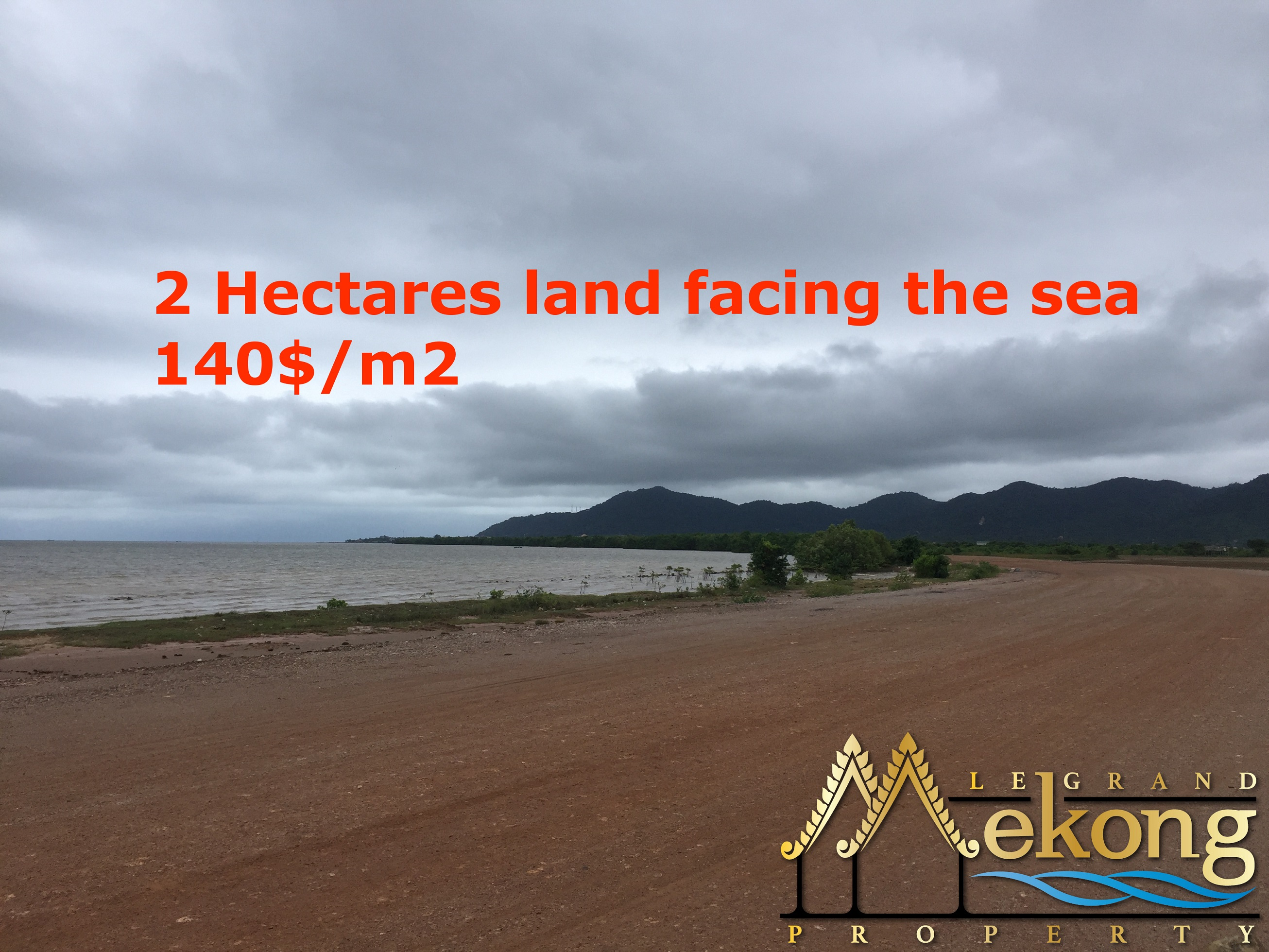 20000m2 Land FOR SALE (Kep) LGM324