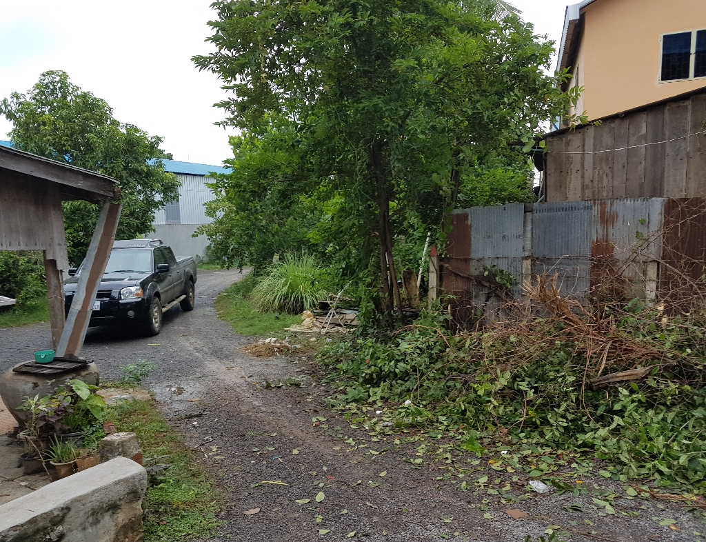House and Land for sale in Battambang
