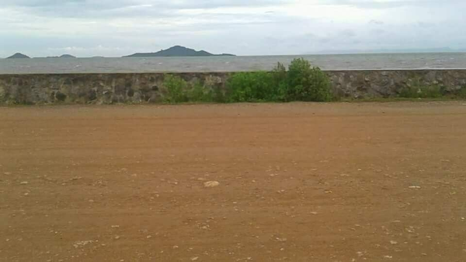 Land for sale face to sea koh tunsay kep