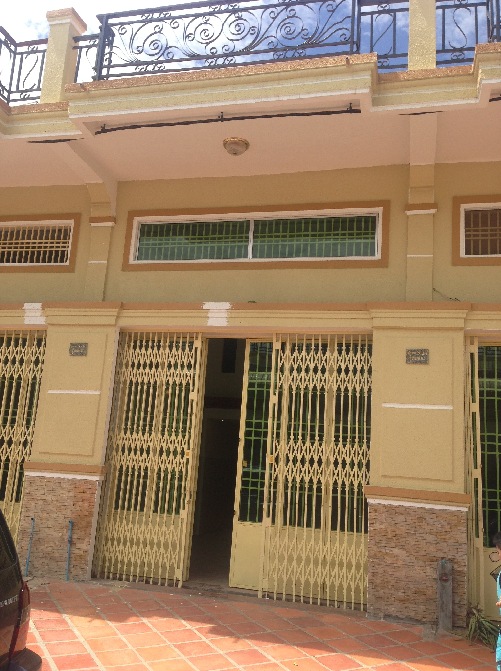 New Flat House For Rent at Borey Lim Chheang Hor