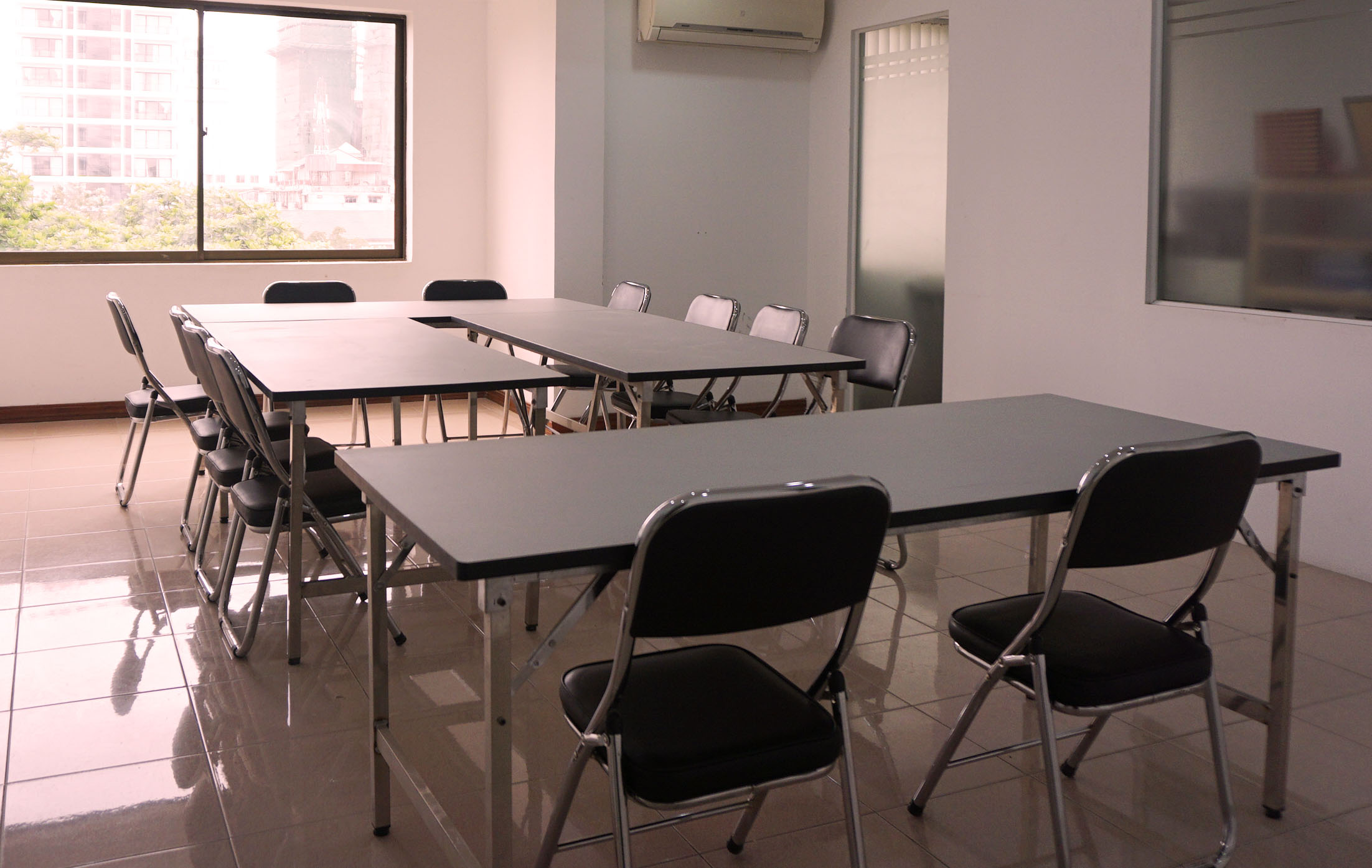 Office Rent for rent near Wat Koh and Monivong bvd